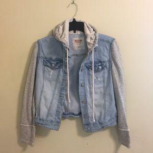 ☀️ Mossimo • Jean & Cloth Jacket